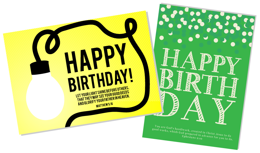 NonProfit Birthday Card – Birthday Cards Images and Graphics